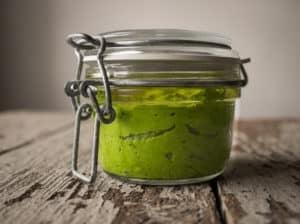 Ramp Leaf Pesto Recipe