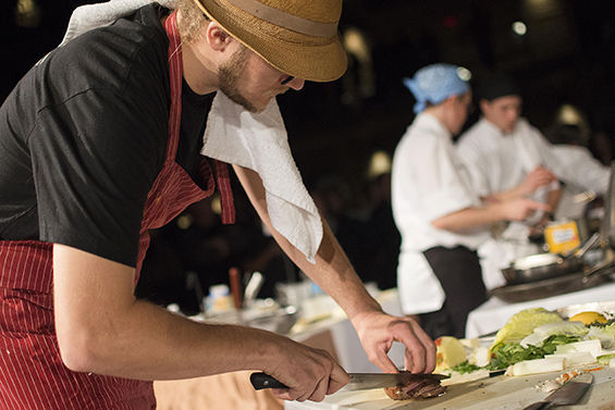 Chef Ian Gray, of Gray House