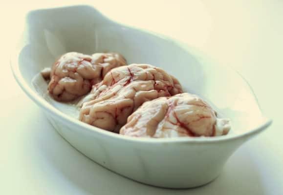 how to make lamb brains