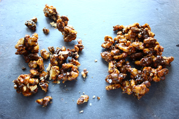 salted black walnut croquant recipe