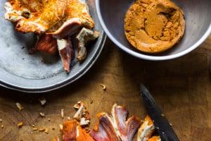 lobster mushroom terrine