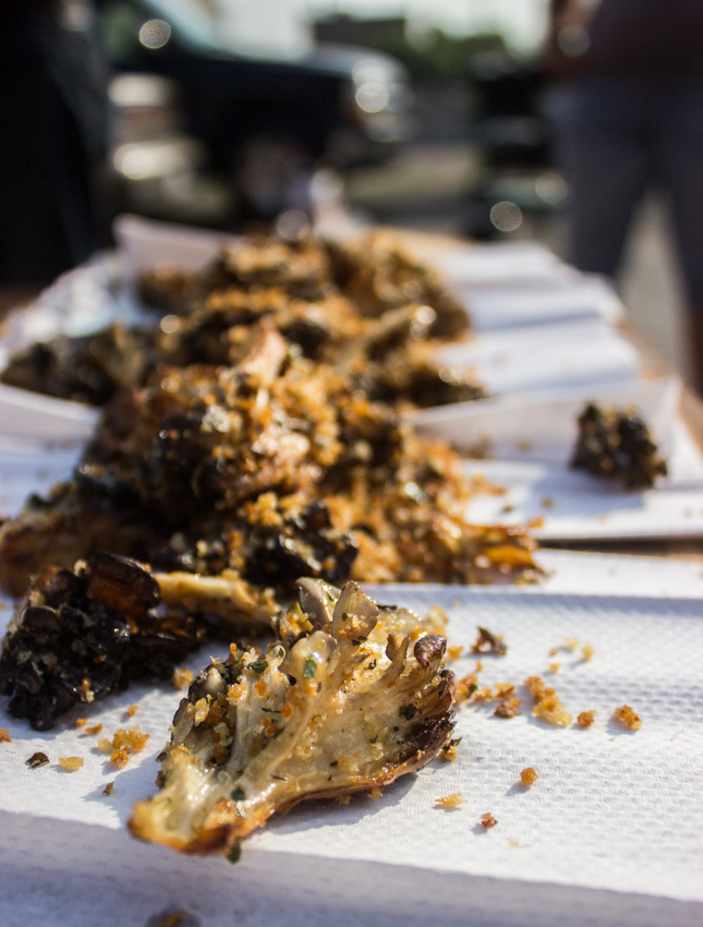 hen of the woods recipe, maitake recipe
