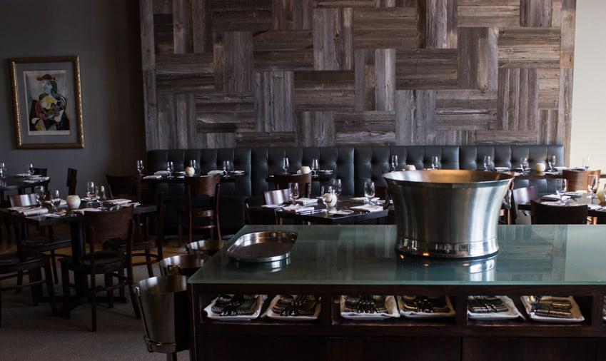 heartland restuarant dining room
