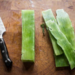 How to cook celtuce, or Chinese stem lettuce