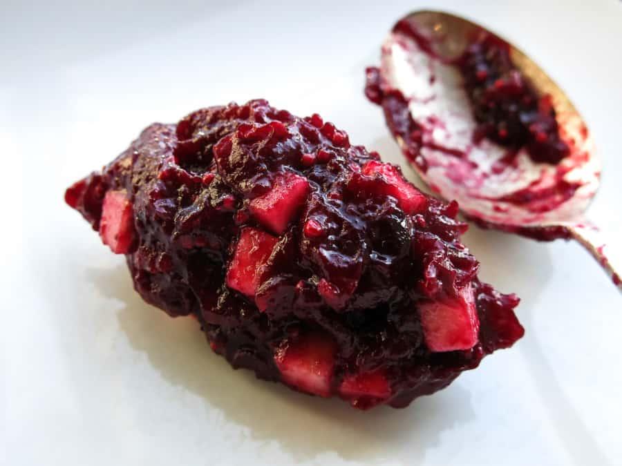 fruit chutney