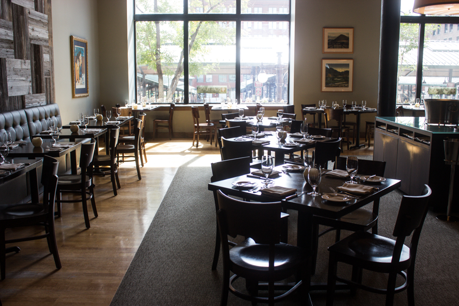 The heartland dining room