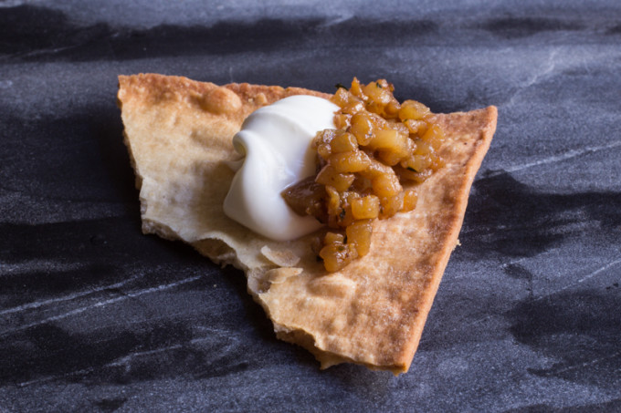 Puffball Mushroom Caviar