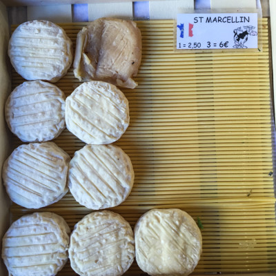 St. Marcellin Cheese