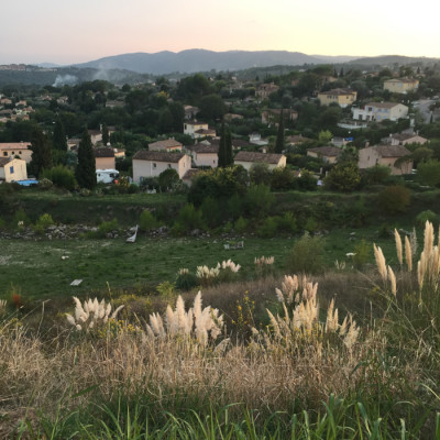 View from the Bastide St. Antoine