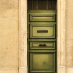 Doors of Provence