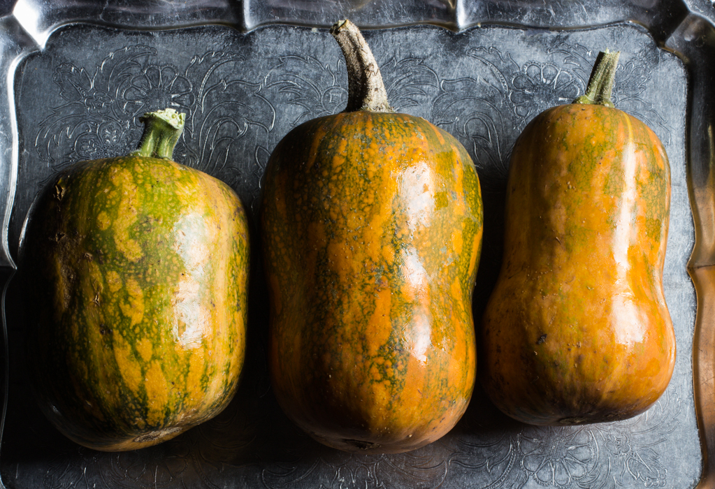 Heirloom Pumpkin Butternut Sqaush