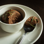 Chocolate-Spruce Mousse