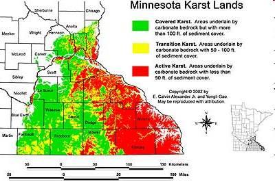 http://www.mngeo.state.mn.us/chouse/geology/county_regional.html