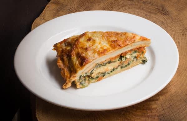 puffball mushroom lasagna recipe