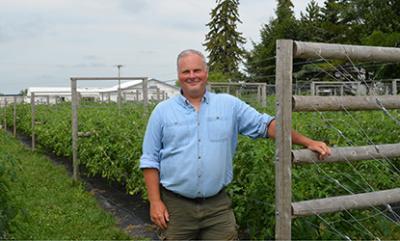 Luke Lemmers the tomato project
