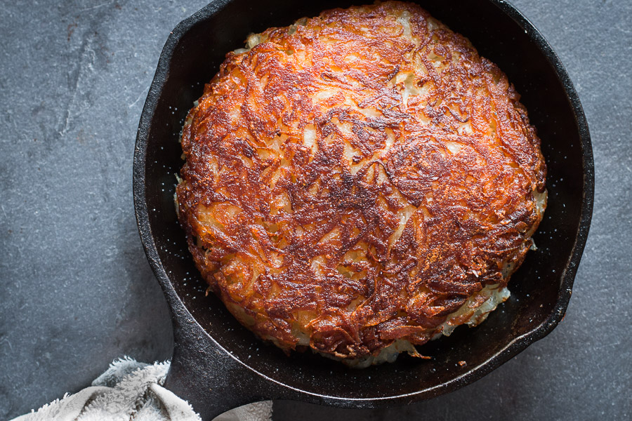 How to cook hashbrowns like a restaurant