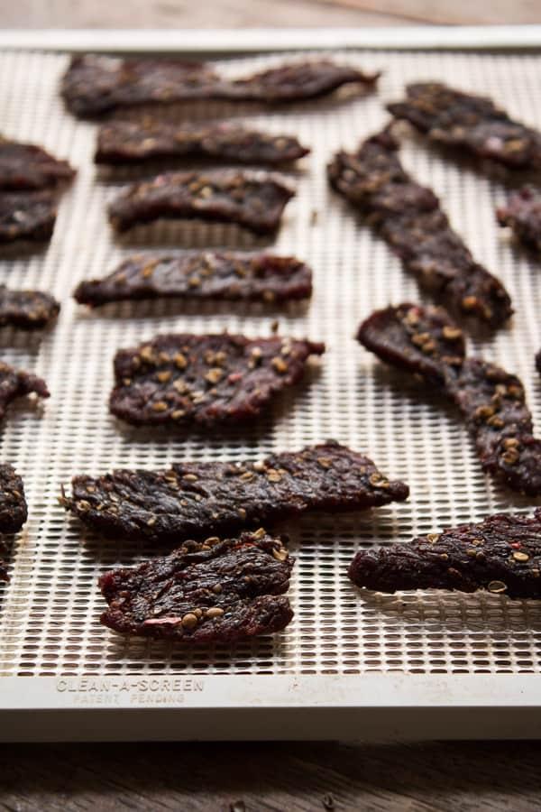 Wild Szechuan Peppercorn Jerky
