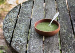 waterpepper sauce from Persicaria hydropiper tade su