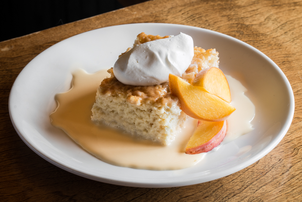 Chef Alan Bergo's Candy Cap Tres Leches Cake