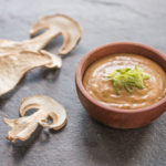 Toasted dried porcini mushroom aioli recipe