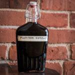 Wild mushroom ketchup recipe