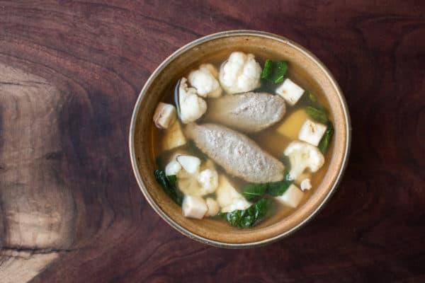 Venison braunshweiger or liver dumplings recipe