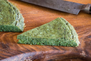 Roman stinging nettle patina or frittata recipe