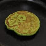 Savory nettle pancakes recipe