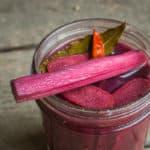 Yamagobo or pickled burdock root recip
