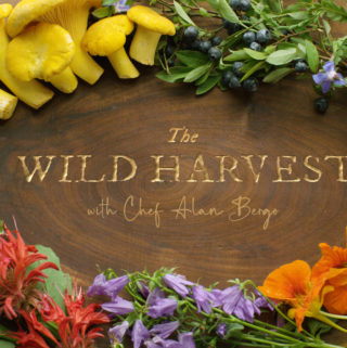 The Wild Harvest Show with Chef Alan Bergo. Episode 4 Mid Summer.