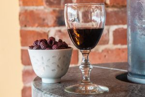 Blackcap Raspberry Cassis Recipe