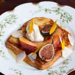 French toast with truffled maple syrup and honey truffle recipe