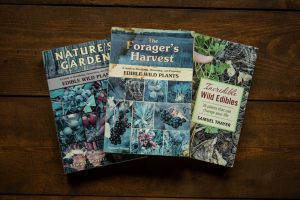 Foraging guides by Sam Thayer